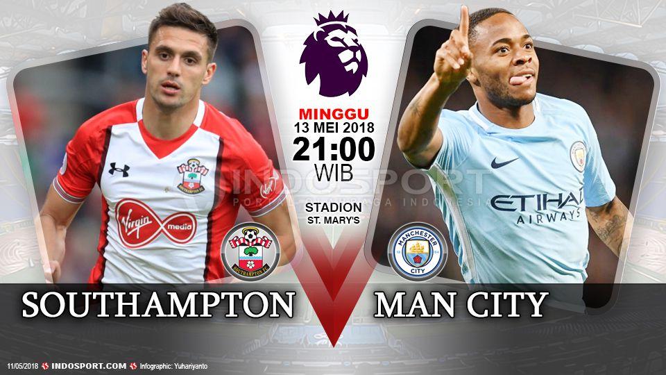 Nhận định Southampton vs Man City: Thiết lập kỷ lục