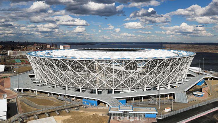 Volgograd Arena. Copyright: © INDOSPORT