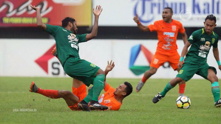 Borneo FC vs Persebaya Surabaya Copyright: © liga-indonesia.id