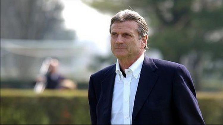 Mendiang Giacinto Facchetti, Eks presiden Inter yang dituduh terlibat dalam Calciopoli. Copyright: © isolafelice.forumcommunity.net