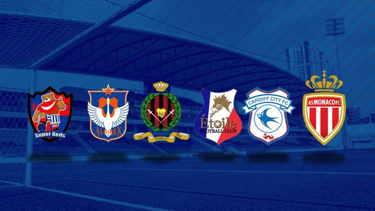 Liga Asia yang Pesertanya dari Negara Lain, Akankah Liga 1 Menyusul? Copyright: © INDOSPORT