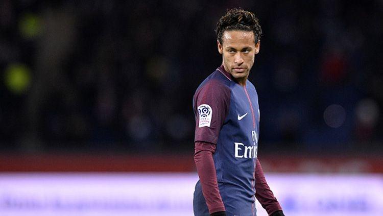 Pemain megabintang PSG, Neymar Jr. Copyright: © INDOSPORT