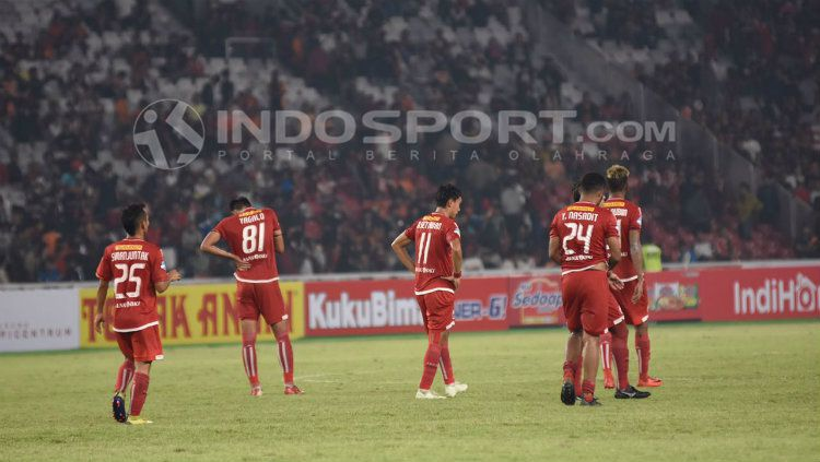 Persija vs Madura United. Copyright: © INDOSPORT/Herry Ibrahim