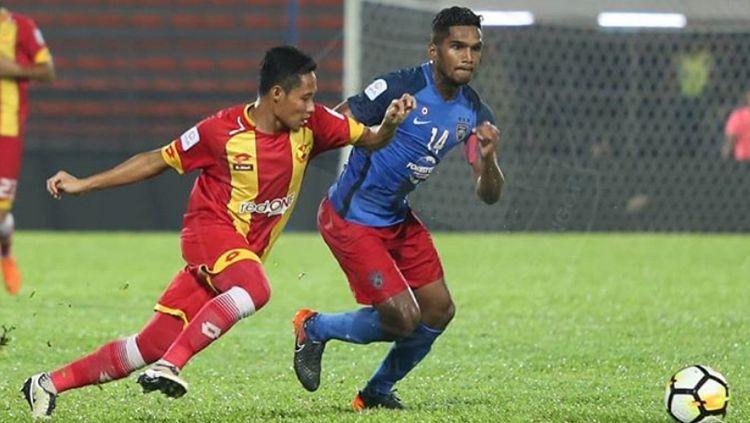 Selangor FA 2-2 JDT. Copyright: © faselangormy/Instagram