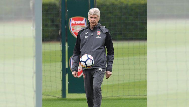Arsene Wenger Copyright: © www.thesun.co.uk