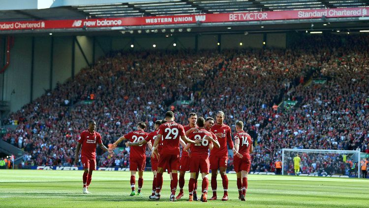 Liverpool vs Brighton & Hove Albion Copyright: © INDOSPORT