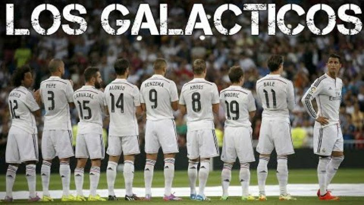 Bicara terkait kehebatan Real Madrid di ajang LaLiga Spanyol pasti tidak lepas dari para rekrutan yang masuk ke Los Galacticos. Begini nasib lima bintangnya. Copyright: © Youtube/@Meskhi10