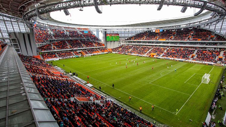 Central Ekaterinburg Stadium. Copyright: © INDOSPORT