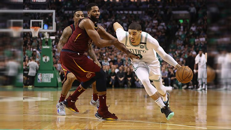 Cleveland Cavaliers vs Boston Celtics Copyright: © getty images