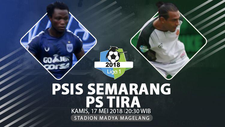 Prediksi PSIS Semarang vs PS TIRA. Copyright: © INDOSPORT