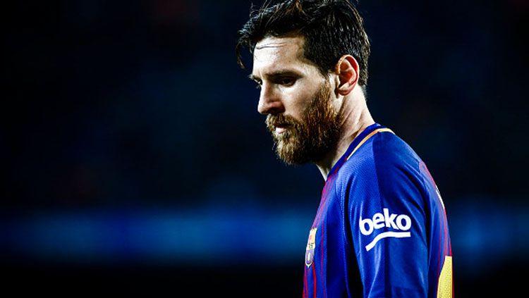 Lionel Messi, pemain megabintang Chelsea. Copyright: © INDOSPORT