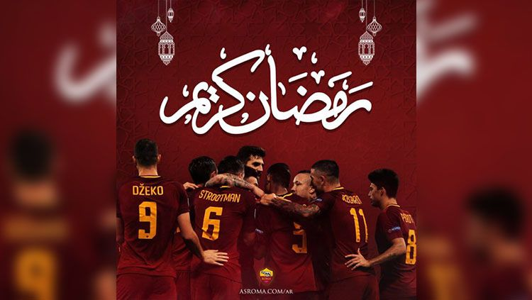 AS Roma Copyright: © indosport
