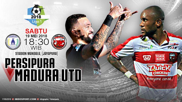Prediksi Persipura vs Madura United: Super Big Match ...