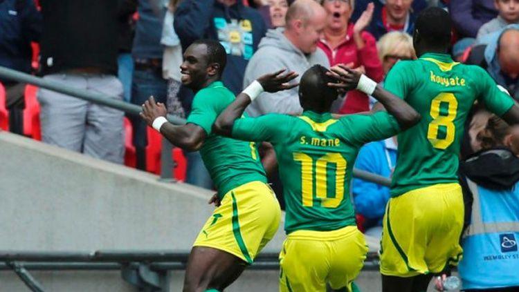 Timnas Football Senegal PD 2018 Copyright: © Gafis:Yanto/Indosport.com