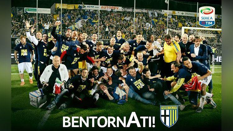 Parma Copyright: © twitter.com/1913parmacalcio