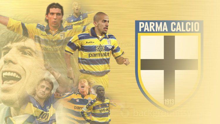 Legenda Parma. Copyright: © Indosport.com