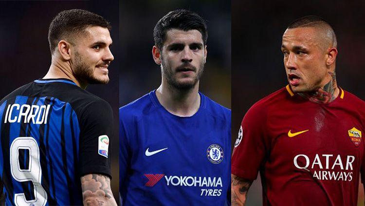 Pemain yang tak dipanggil Piala Dunia 2018 Copyright: © INDOSPORT