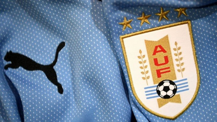 Jersey Timnas Uruguay Copyright: © Getty Image