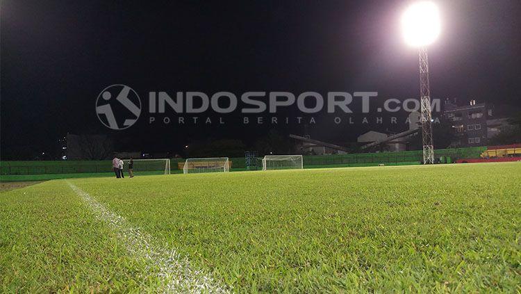 Stadion Andi Mattalatta. Copyright: © Wira Wahyu Utama/INDOSPORT