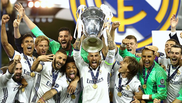 Real Madrid. Copyright: © Getty Image