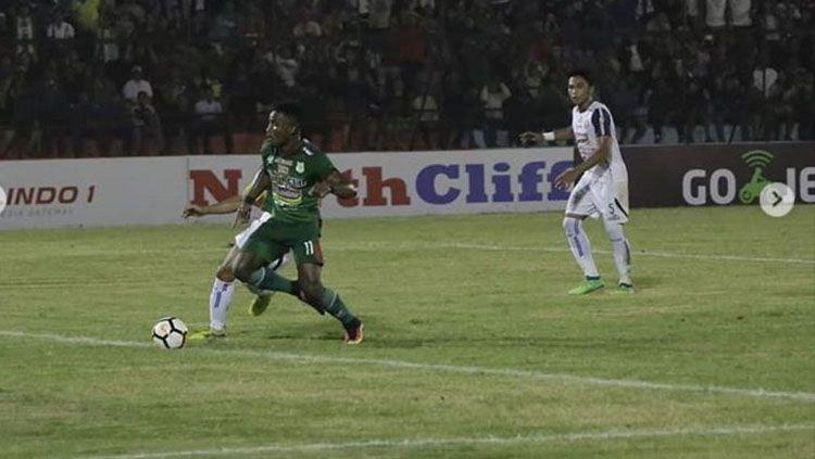 PSMS vs Arema FC Copyright: © Instagram/psmsmedanofficial