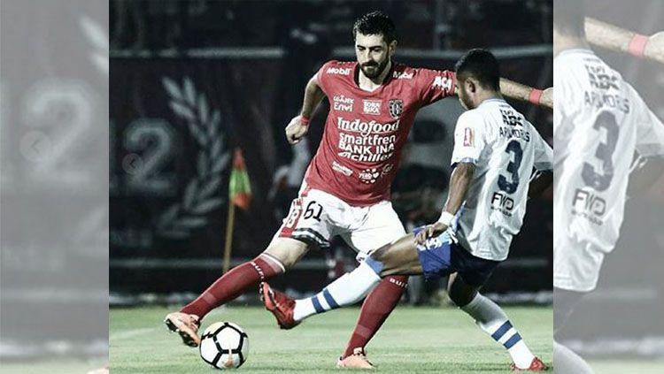 Bali United vs Persib Bandung Copyright: © Instagram/baliunitedfc
