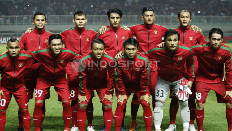 Skuat Timnas U-23 Indonesia Copyright: © INDOSPORT/Herry Ibrahim