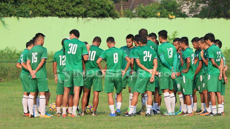 PSMS vs Arema FC. Copyright: © Kesuma Ramadhan/INDOSPORT