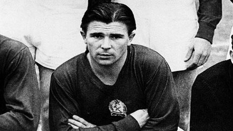 Ferench Puskas Copyright: © Telegraph