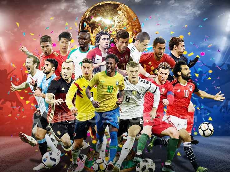 Hasil Pertandingan Piala Dunia 2018: Grup D dan E