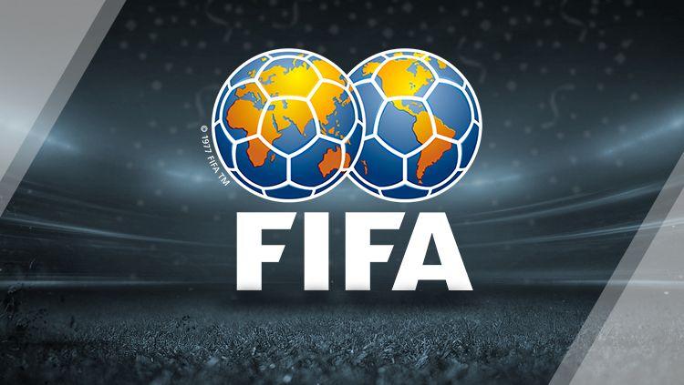LOGO FIFA. Copyright: © INDOSPORT