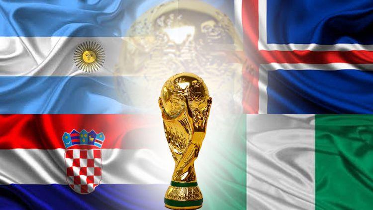 Marko Simic jagokan Kroasia di Piala Dunia 2018. Copyright: © Twitter/Persija Jakarta/INDOSPORT