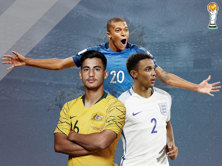 5 Pemain Termuda yang Bermain di Piala Dunia 2018