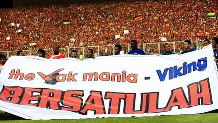 The Jak dan Viking Bersatu Copyright: © Istimewa