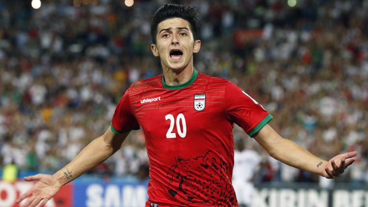 Sardar Azmoun Copyright: © Iran Football Press