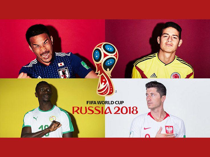 Jadwal Pertandingan Piala Dunia 2018 Hari Ini, Selasa 19 Juni 2018