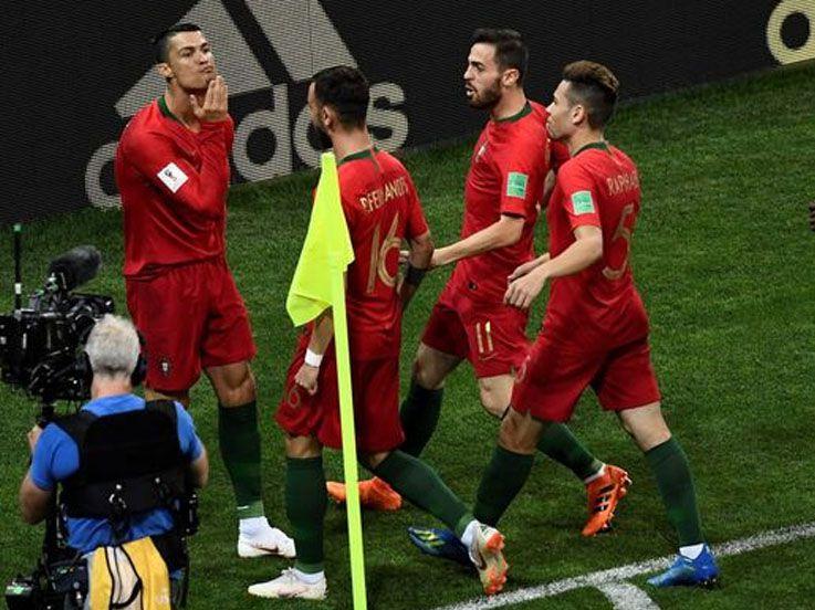 Daftar Top Skor Sementara Piala Dunia 2018: 4 Orang Ancam Ronaldo
