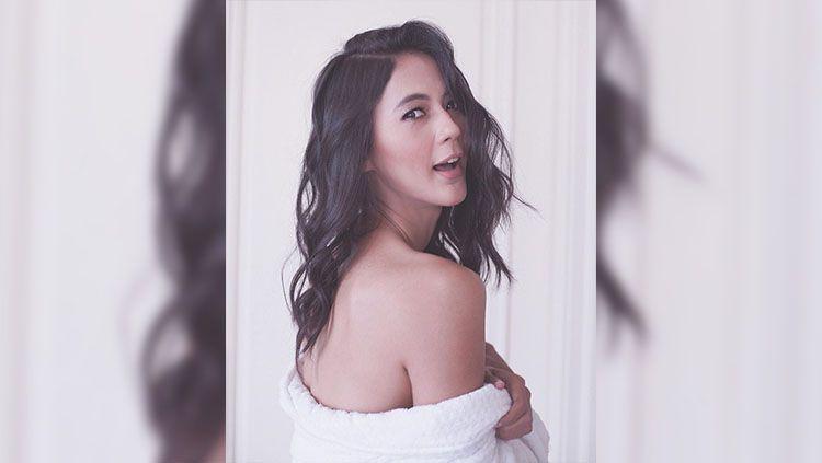Paula Verhoeven model cantik kekasih Baim Wong. Copyright: © instagram @paula_verhoeven
