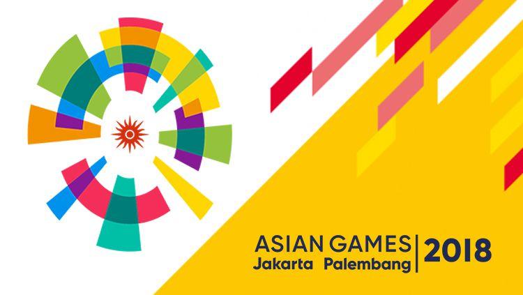 LOGO ASIAN GAMES 2018. Copyright: © INDOSPORT
