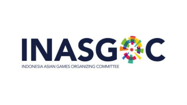 Logo Panitia Penyelanggara Asian Games 2018 (INASGOC) Copyright: © asiangames2018.id