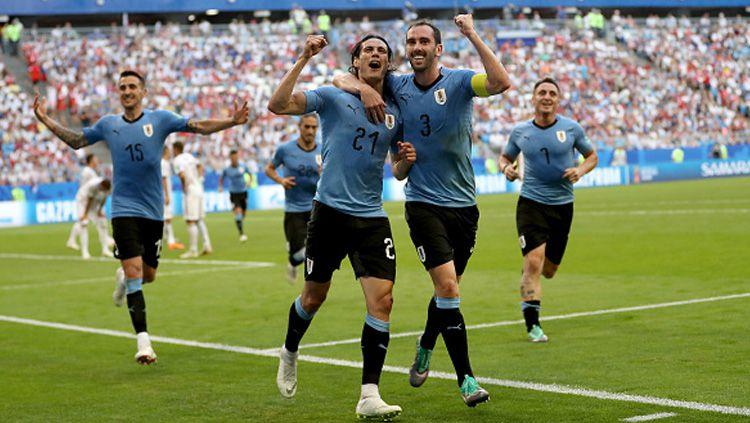 Bedah taktik dan skuat Timnas Uruguay di Copa America 2019 Copyright: © Getty Images