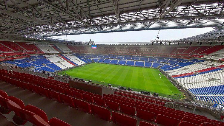Parc Olympique Lyonnaise. Copyright: © StadiumDB.com