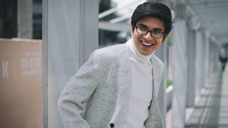 Syed Saddiq, Menpora Malaysia yang baru. Copyright: © Instagram/Syed Saddiq
