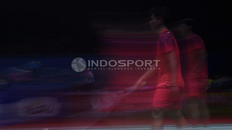 Kembali belum berhasil meraih gelar, media China sindir keras kinerja tunggal putra Negeri Tirai Bambu di turnamen Malaysia Masters 2020. Copyright: © Herry Ibrahim/INDOSPORT