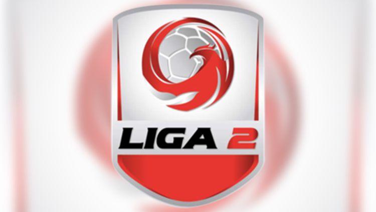 Ilustrasi Logo Liga 2 2019. Copyright: © INDOSPORT.com