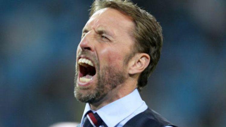 Gareth Southgate bisa dibenci oleh pendukung Inggris. Copyright: © Trendolizer