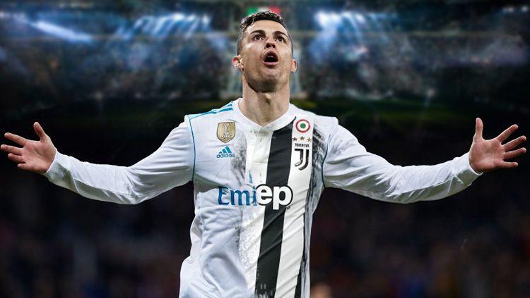 Cristiano Ronaldo dikabarkan akan pindaj ke Juventus. Copyright: © INDOSPORT