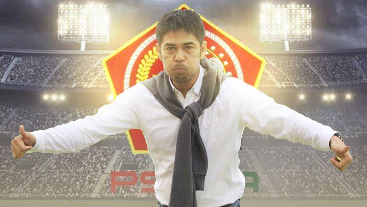Nilmaizar resmi jadi pelatih PS TIRA. Copyright: © INDOSPORT