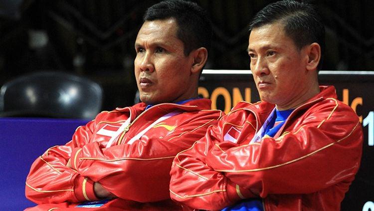 Pelatih PBSI, Hendry Saputra menyatakan, tunggal putra Indonesia harus fokus dan mempelajari cara bermain lawan demi raih hasil gemilang di Hong Kong Open 2019. Copyright: © badmintonindonesia