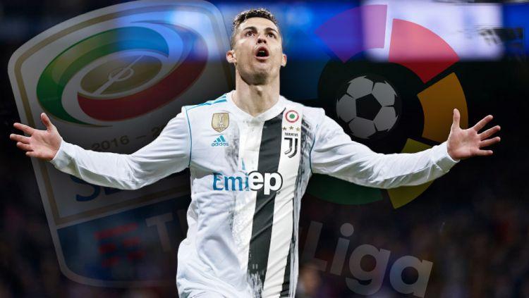 Cristiano Ronaldo Copyright: © Indosport.com
